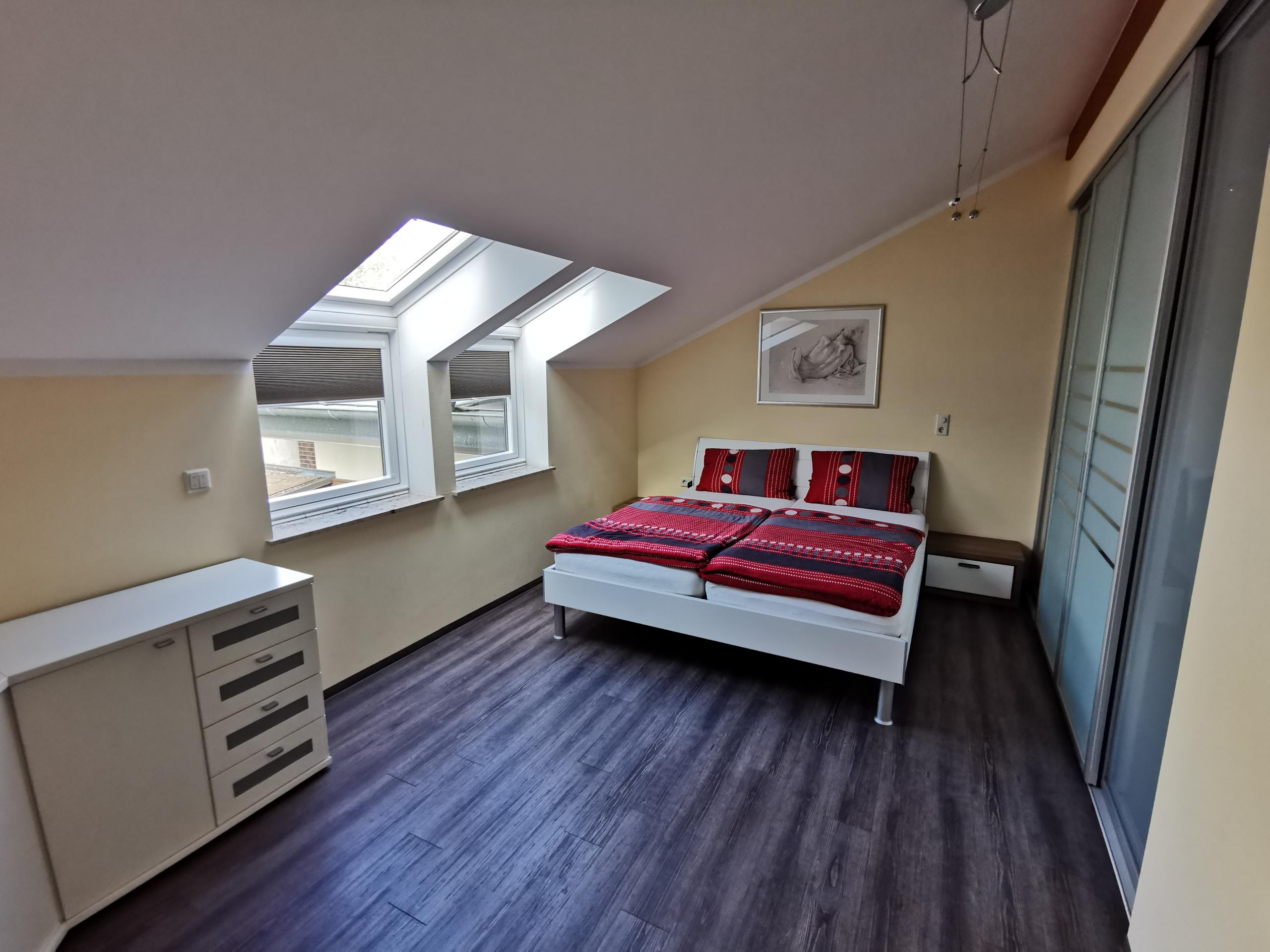 Schlafzimmer - Fewo2